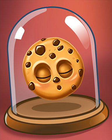 Sleepy Cookie Badge - Cookie Connect
