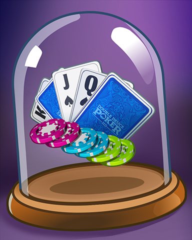 Poker Essentials Badge - Double Deuce Poker HD
