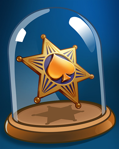 The Spade Badge - First Class Solitaire HD
