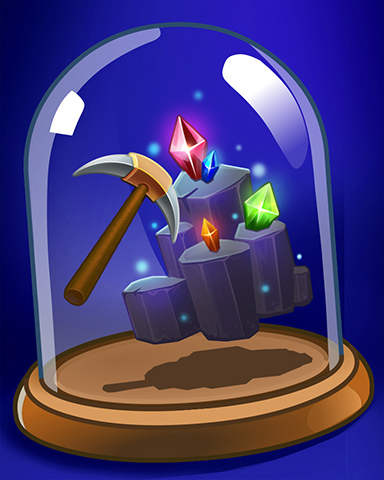 Jewel Picker Badge - Jewel Academy
