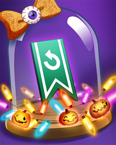 Back To Bookmark Badge - Mahjong Sanctuary