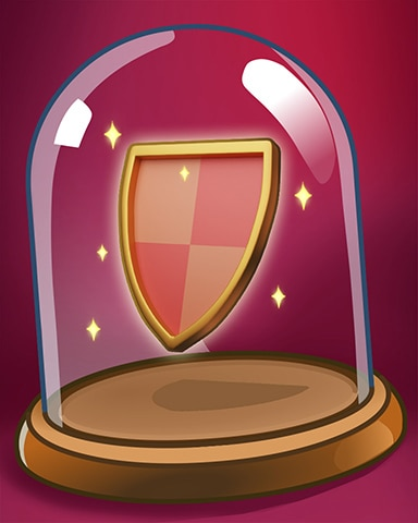 Royal Shield Badge - Payday Freecell HD