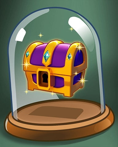 Treasured Treasure Badge - Tri-Peaks Solitaire HD